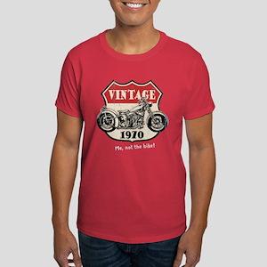 Vintage 1970 Dark T-Shirt