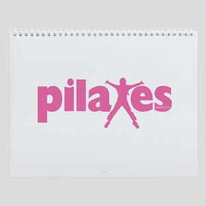 New! Pilates by Svelte.biz Wall Calendar