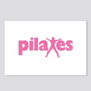 New! Pilates by Svelte.biz Postcards (Package of 8