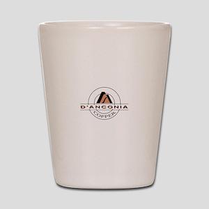 D'Anconia Copper Classic Shot Glass