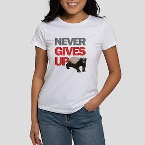 Honey Badger Don't Care Women's T-Shirt
