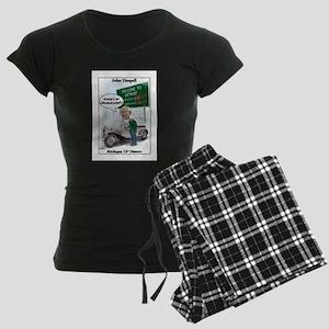"""""""Dingle 2"""" Women's Dark Pajamas"""