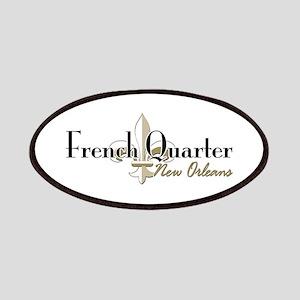 French Quarter NO Patch