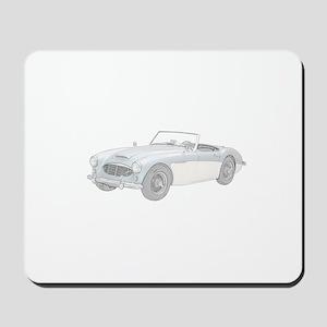 Austin Healey 3000 Mark I - 1960 Mousepad