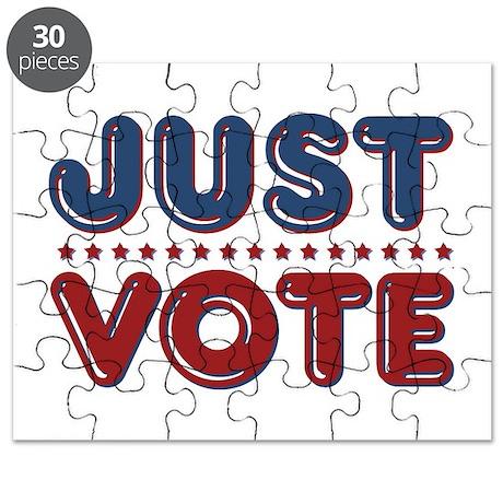 Just VOTE Puzzle