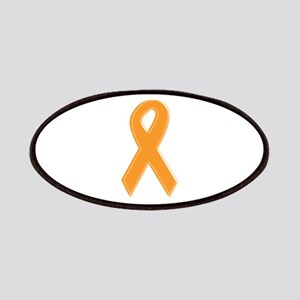 Orange Aware Ribbon Patch
