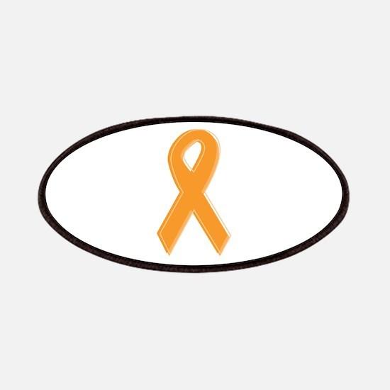 Orange Aware Ribbon Patch