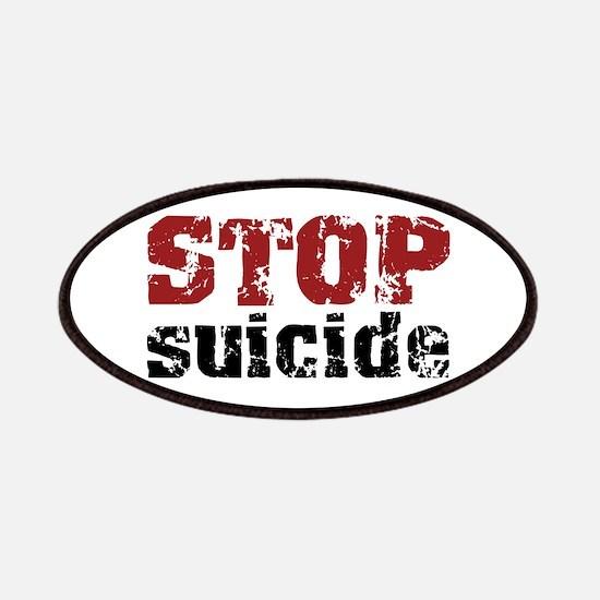 STOP Suicide Patch