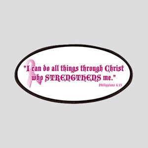 Philippians 4:13 Pk Patches