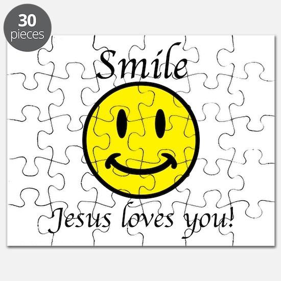 Smile Jesus Puzzle