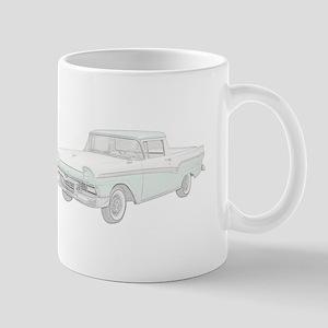 Ford Ranchero 1957 Mug
