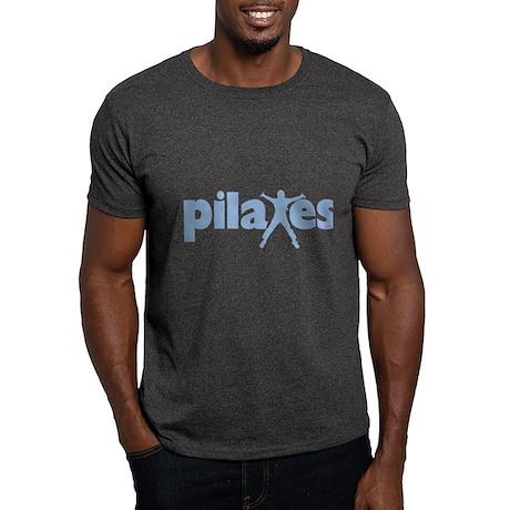PIlates Baby Blue by Svelte.biz Dark T-Shirt