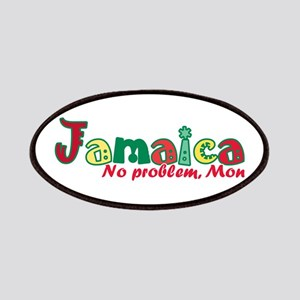 Jamaica No Problem Patch