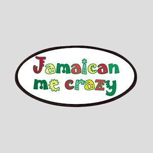 Jamaican Me Crazy Patch