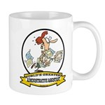 WORLDS GREATEST ADMINISTRATIVE ASSISTANT CARTOON M