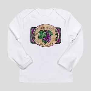 Your Vineyard Long Sleeve Infant T-Shirt
