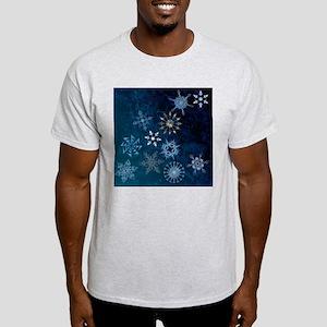Harvest Moon's Snowflakes Light T-Shirt