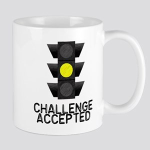 Challenge Accepted Yellow Lig Mug