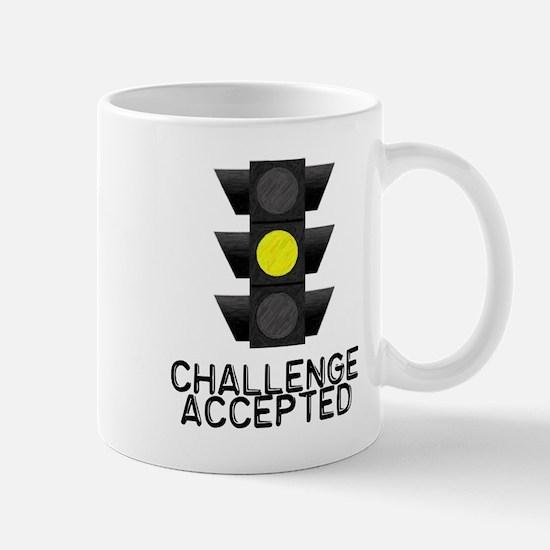 Challenge Accepted Yellow Lig Mug