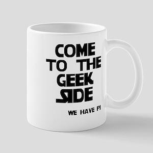 Come To Geek Side Mug