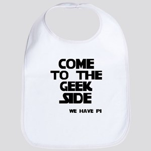 Come To Geek Side Bib