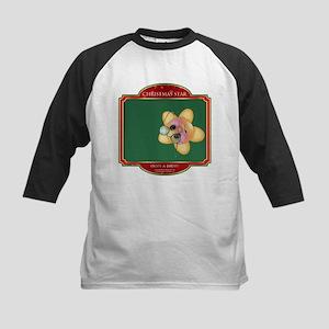 Opps-a-daisy / Christmas Star Kids Baseball Jersey