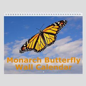 Monarch Butterfly Wall Calendar