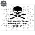 Pirate Looking For Booty Puzzle