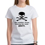 Pirate Looking For Booty Women's T-Shirt
