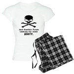 Pirate Looking For Booty Women's Light Pajamas