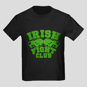 Irish Fight Club Kids Dark T-Shirt