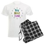 Key West Time Men's Light Pajamas