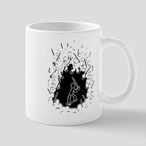 Ninja Showdown Mug