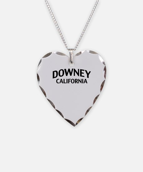 Downey California Necklace