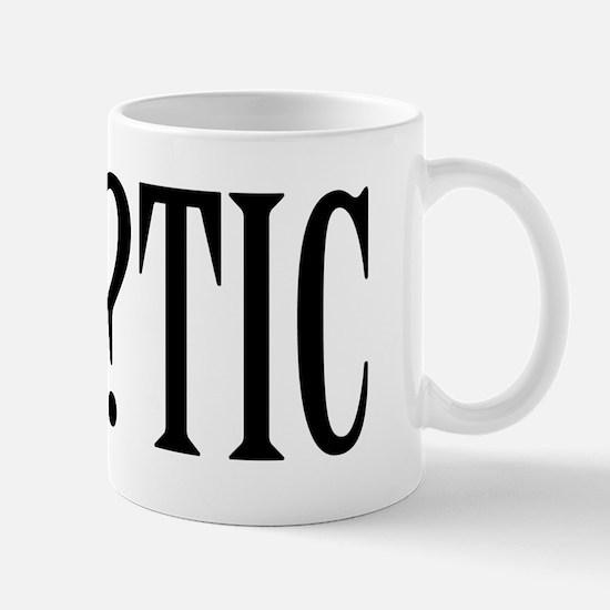 Skeptic Mug