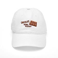 Chocolate - More Please? Cap