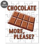 Chocolate - More Please? Puzzle
