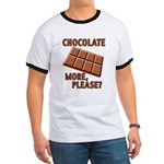 Chocolate - More Please? Ringer T