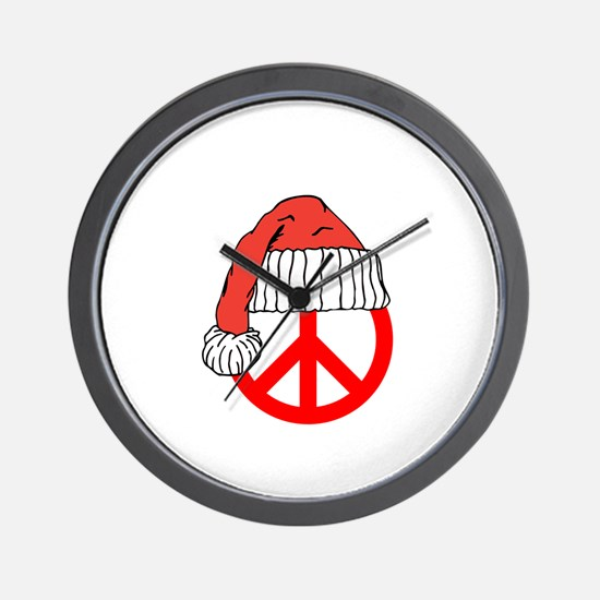 Unique Santa clause christmas day Wall Clock