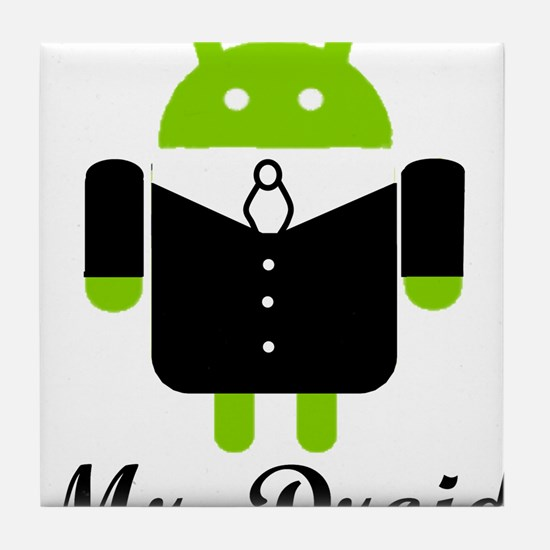 Cute Android Tile Coaster