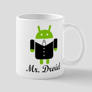 Mr. Droid Mugs