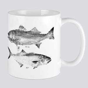 Striper Bass and Bluefish Mug