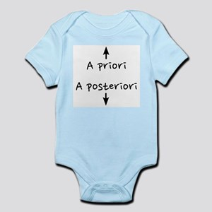 Prior Posterior Infant Bodysuit