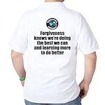Forgiveness Knows Golf Shirt