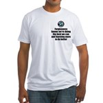 Forgiveness Knows Fitted T-Shirt
