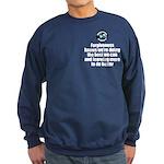 Forgiveness Knows Sweatshirt (dark)