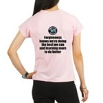 Forgiveness Knows Performance Dry T-Shirt