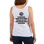 Forgiveness Knows Women's Tank Top