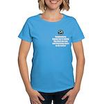 Forgiveness Knows Women's Dark T-Shirt