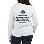 Forgiveness Knows Women's Long Sleeve T-Shirt